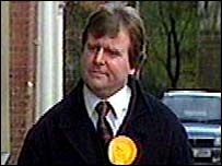 Ex-Lib Dem leader William Chadwick