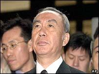 SK Group chairman Son Kil-seung