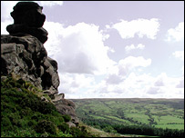 Roaches View, Staffordshire