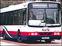 First Bus - Image supplied by First website