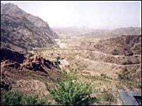 Khyber Pass at Torkhum