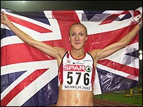 Where's the next Paula Radcliffe going to come from?