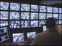 The control room