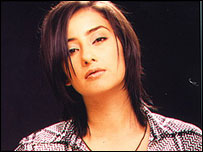 Actress Manisha Koirala, who stars in the film
