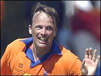 Dutch captain Roland Lefebvre