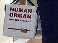 Transplant organs are scarce