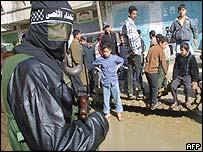 Palestinian militant
