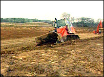 The Ash Moor pit, near Meeth, was intended to take up to 900,000 carcasses, but was never used