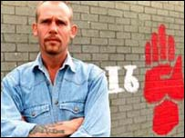 Murdered LVF leader Billy Wright
