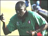 Maurice Odumbe