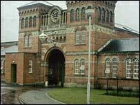 Broadmoor Secure Hospital