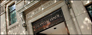 Inland Revenue, Bush House, London