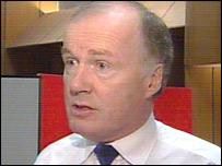David Davies, acting chief executive of the Football Association
