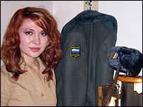 Lieutenant Dina Karimova