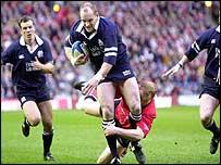 Scotland's Gregor Townsend