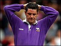 Derby manager John Gregory