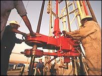 Talisman oil workers