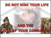 US propaganda leaflet