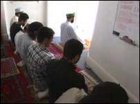 South West Muslims at prayer
