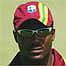 West Indies batsman Brian Lara