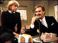 Crossroads - Jill and Adam Chance (Jane Rossington and Tony Adams)