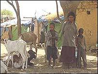 Badme village