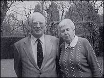 John Fielding and his wife Ann at their Norwich home. Picture: Ann Warwicker