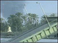 Damage from 1991 Gulf war