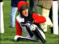 Top jockey Tony McCoy