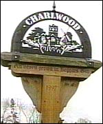 Charlwood sign