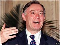 IMF managing director Horst Koehler