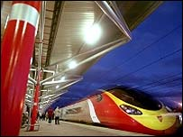 Alstom train