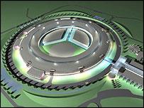 Diamond, CCLRC/JacobsGIBB/Crispin WrideArchitectural Design Studio