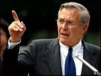 Donald Rumsfeld (archive)