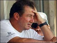 Zimbabwe coach Geoff Marsh