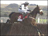 Barry Geraghty on Moscow Flyer