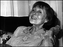 Luise Rainer in 1976