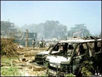Paradise Hotel bombing