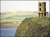 Clavell Tower where is used to be