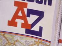 A-Z atlas