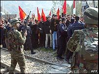 Demonstration in  Iskenderun