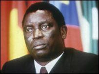 President Eyadema of Togo