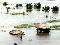 Floods in Mozambique