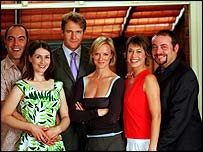 Cold Feet cast