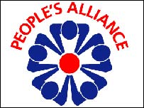People's Alliance logo