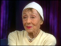 Luise Rainer in 2003