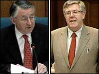 Sir David Steel and Ian Jenkins