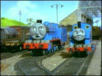Thomas and George