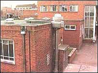 Loughborough's Baxtergate Hospital