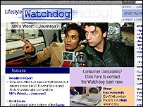 Watchdog website